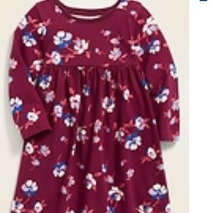 Fit and Flare Baby Dress